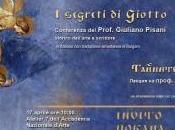 segreti Giotto: Conferenza prof. Giuliano Pisani Sofia