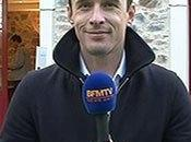Cinque giornalisti francesi fighi Romain Dauriac
