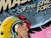 Masters Space Force: fantascienza strisce Jack Kirby Wally Wood