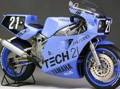 Yamaha Tech21 Hours Suzuka 1985 Modeler