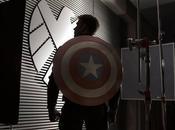 Scarlett Johansson Chris Evans Captain America: Winter Soldier