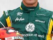 Heikki Kovalainen nuovo tester della Caterham