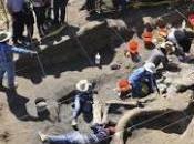 Scoperti resti mammut Messico