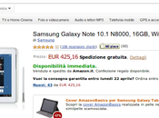Samsung Galaxy Note 10.1 euro Amazon Italia