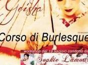Torino, corso burlesque dedicato alla Geisha!
