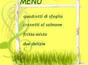 Menu' rapido gustoso!