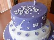 torta ispirata VIOLETTA