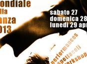 GIORNATA MONDIALE DELLA DANZA 2013 MILANO: spettacoli danza, workshop, corso danza festa Cous