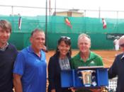 Alassio: all'internazionale Tennis all'Hanbury Club trionfano italiani francesi