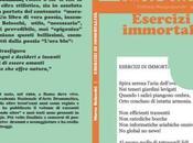 """""""Esercizi immortalità"""" Introduzione Francesco Girolamo alla poesia Marco Belocchi"""
