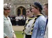 Kate Middleton sesto mese gravidanza: pancino inizia vedere