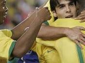 """Scolari: Confederations porterò solo Ronaldinho Kakà"""""""