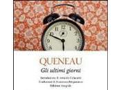 ULTIMI GIORNI Raymond Queneau