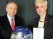 Maria Villota appoggia Action Road Safety