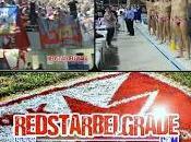 protagonisti della Stella Rossa Belgrado? tifosi!