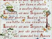 Schema punto croce: Preghiera Francesco