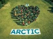 Earth parte campagna Salviamo l'Artico