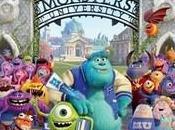 MONSTERS UNIVERSITY poster definitivo film!