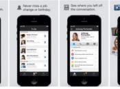 Linkedin: Store applicazione arrivo