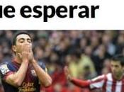 L'Athletic Bilbao nega festa Barcellona