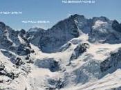Panoramiche Corvatsch Gruppo Bernina, Engadina