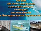 Boats Storia incredibile Regulator barca. .arrivò sola!