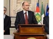 Letta: parte tour europeo Presidente Consiglio