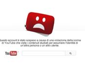 Youtube chiude canale noto youtuber Giuseppe Simone
