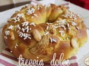 treccia dolce ricetta lievitati dolci
