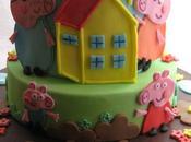 Torta Peppa piani (Pegga Cake)