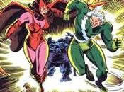 Avengers Scarlet Quicksilver nello script