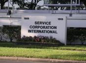 Service Corporation International. Mani cimiteri....