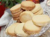 biscotti sablé ricetta dolci