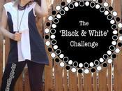 Black White: Sewing Challege minidress tutorial