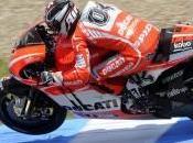 MotoGP, Jerez: nelle prima giornata prove, ottavo dodicesimo tempo Hayden Dovizioso