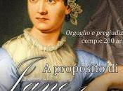 Uscite Austeniane: proposito Jane Austen Federica Marchetti