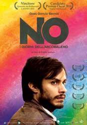 Recensione Giorni dell'Arcobaleno nuovo film Pablo Larrain