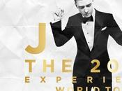 Justin Timberlake annuncia prime date dell'attesissimo Tour Mondiale