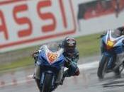 Europeo Superstock 600, Monza: venerdì bagnato, Vitali Cocco sono classificati rispettivamente 27esimo 28esimo