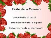 Menu' della Festa Mamma