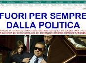 Boccassini: fuori Berlusconi dalla vita politica, SEMPRE
