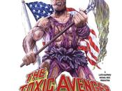 Toxic Avenger torna cinema Arnold Schwarzenegger