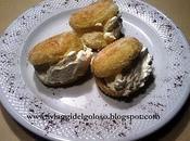Ricette dolci focaccine zuccherate panna montata