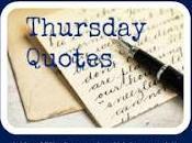 Thursday Quotes Libri