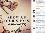 [Digital fashion] #ShoeLover, campagna Instagram Brian Atwood