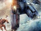 Jaegers giganteschi acque nuovo poster italiano Pacific