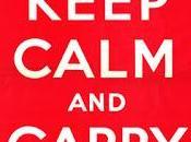 KEEP CALM CARRY Dove tutto cominciato...