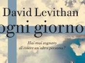 Ogni giorno David Levithan Tappa Blog tour