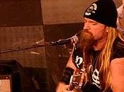 Zakk Wylde Esibizione Paul Tribute Iridium York (video)