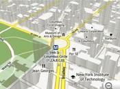 Google Maps Android: video tour Manhattan